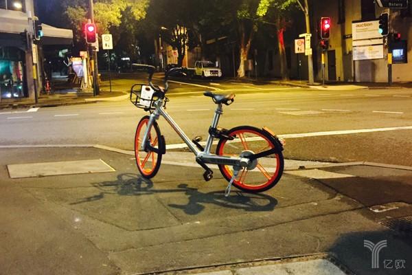 亿欧在悉尼体验ofo和摩拜,共享电单车,摩拜,滴滴,融资,出行