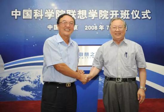 2008年,联想之星创业CEO特训班首期开班